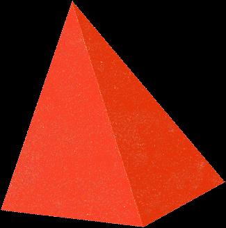 3d trojúhelník