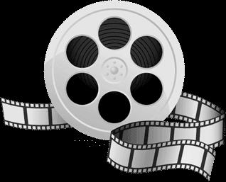 Filmová páska pro natáčení videa