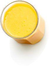 Pomerančový džus a webové stránky