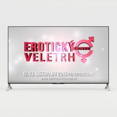 Videospot reference a video upoutávky pro erotický veletrh na ultra HD televizy.